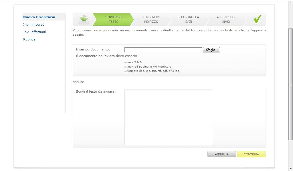 Inviare Lettere Raccomandate E Telegrammi On Line Computer E Web