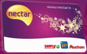 Nectar, carta fedeltà