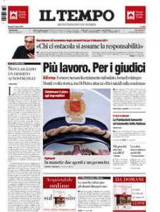 Il tempo quotidiano di Roma