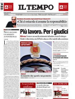 Il tempo quotidiano di Roma