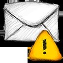errore email