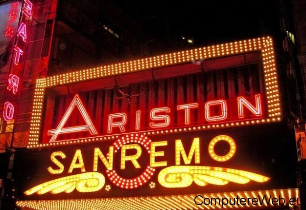 Biglietti omaggio per Sanremo