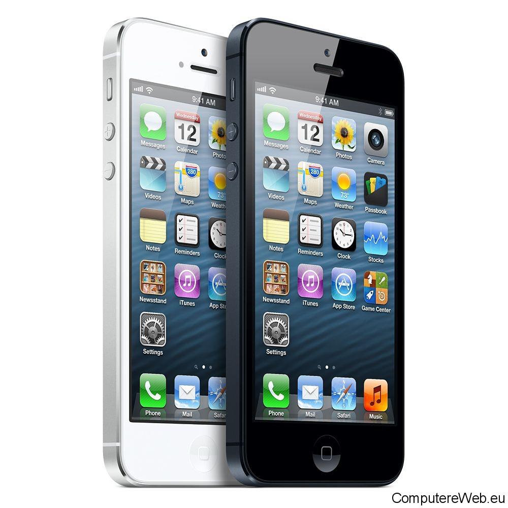 Come Fare Screenshot Con IPhone 5