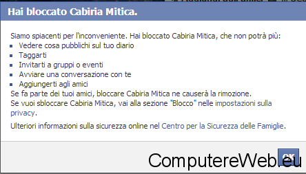 facebook-utente-bloccato