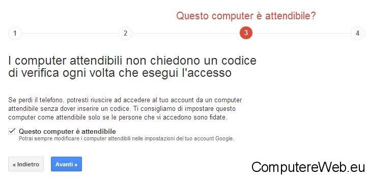 account-google-doppio-pin