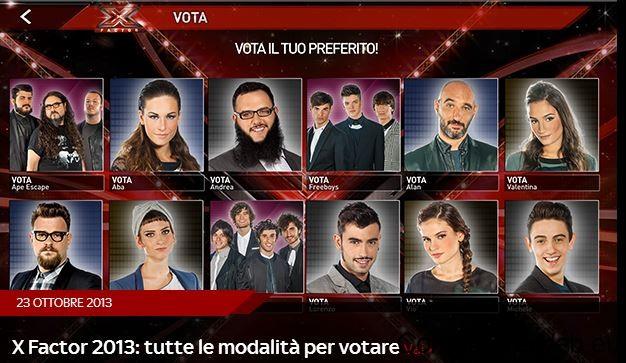 x-factor-2013-voto