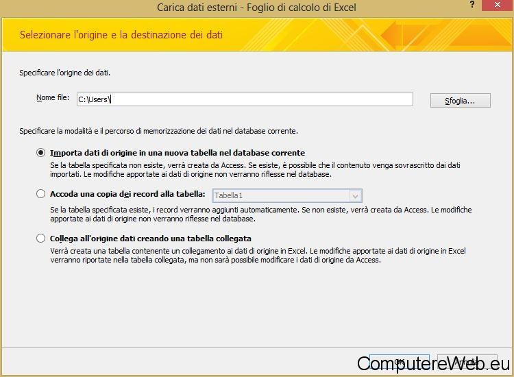 access-importa-dati