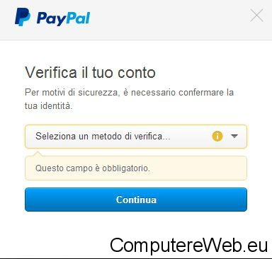 paypal-recupero-password