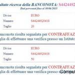 Come Verificare Online Banconote Euro Contraffatte