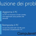 Come Formattare e Ripristinare Portatile con Windows 8