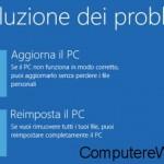 Come Formattare e Ripristinare Portatile con Windows 8