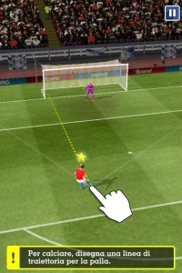 Score Hero Gioco Calcio Gratis per iPhone
