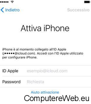 iphone-inizializzazione