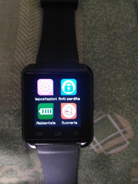 Come Ripristinare Smartwatch U8