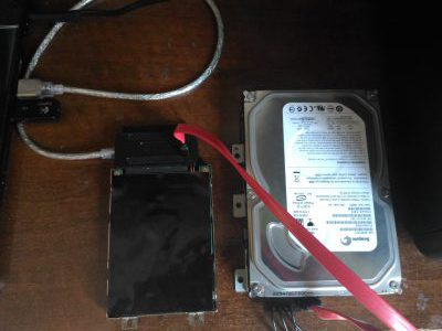 Come Collegare Hard Disk Interno Via USB
