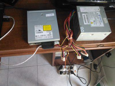 Come Collegare Masterizzatore Interno Via USB