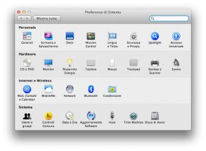 Differenze Sistema Operativo e Programmi: Windows e Mac