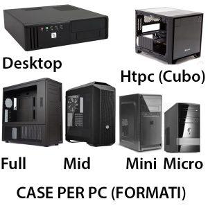 Assemblaggio PC: Il Case