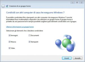 Condividere File tra Computer Windows