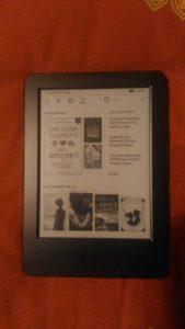 Recensione Nuovo Kindle Amazon