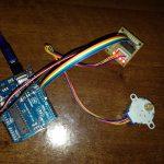 Arduino (L10): Motore passo-passo