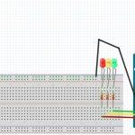 Arduino (L4): breadboard e led (luci natalizie e semafori)