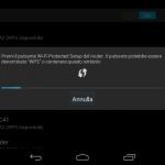 Come collegare Android al wifi