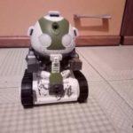 Veterano drone robot giocattolo educativo per bambini