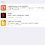 Come disattivare il rinnovo automatico da abbonamento iTunes