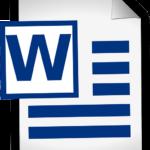 Word (L15): Scorciatoie da tastiera