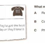 Cefr Exambot test certificazione inglese PET (con soluzioni)