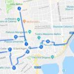 Creare una mappa turistica con indicazioni su Maps