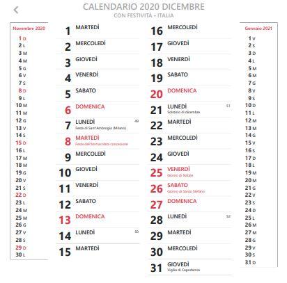 Calendario Alba Tramonto 2020.Calendario 2020 Da Stampare Con Festivita Fasi Lunari Alba