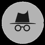 Navigazione in incognito su Google Chrome