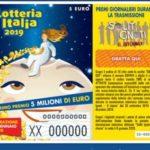 Acquistare online biglietto Lotteria Italia 2019