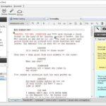 Celtx programma gratuito per scrivere sceneggiature all'americana