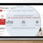 Come funziona Telemaco lo sportello telematico per l'accesso al registro imprese